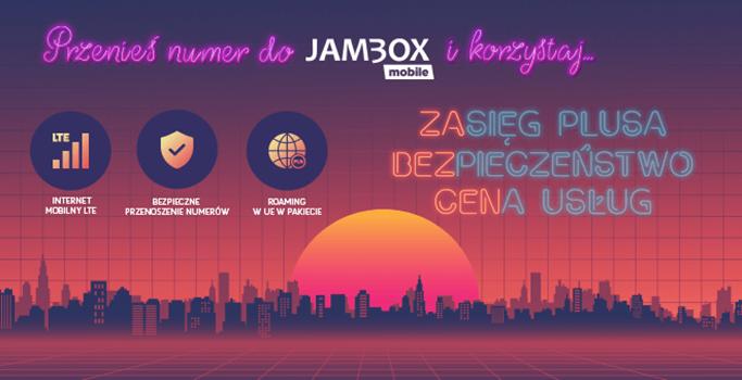 Jambox Mobile!
